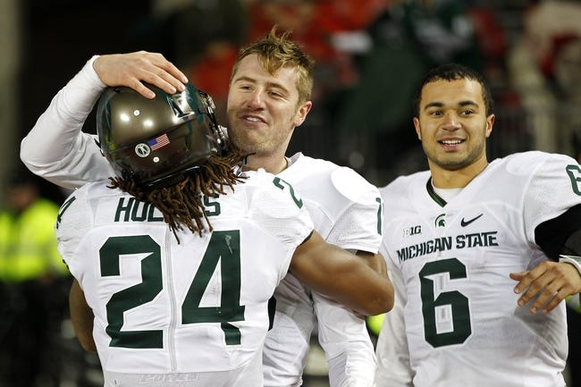 Michigan State vs. Penn State - 11/28/15 College Football Pick, Odds, and Prediction