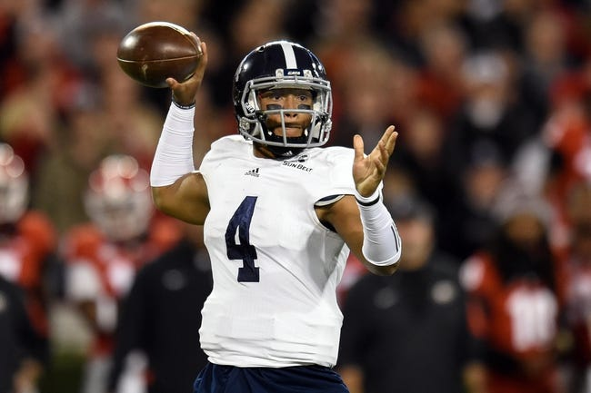 Ga Southern Eagles vs. Georgia State Panthers - 12/5/15 College Football Pick, Odds, and Prediction