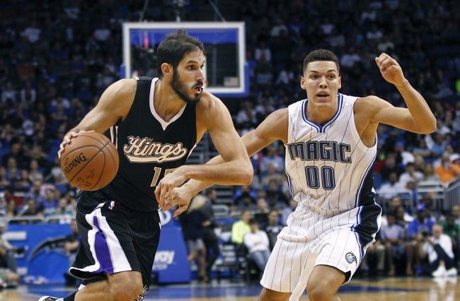 Kings vs. Magic - 3/11/16 NBA Pick, Odds, and Prediction