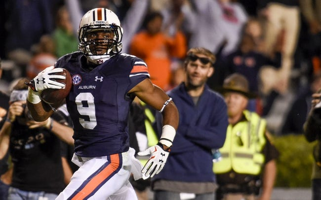 Auburn Tigers vs. Alabama Crimson Tide - 11/28/15 College Football Pick, Odds, and Prediction