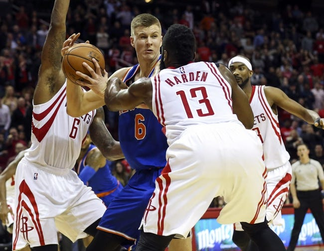 Knicks vs. Rockets - 11/29/15 NBA Pick, Odds, and Prediction