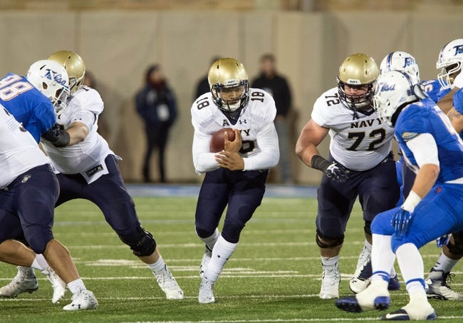 Navy Midshipmen 2016 College Football Preview, Schedule, Prediction, Depth Chart, Outlook