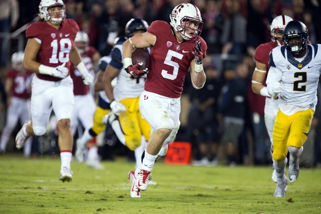 CFB | Notre Dame Fighting Irish (10-1) at Stanford Cardinal (9-2)