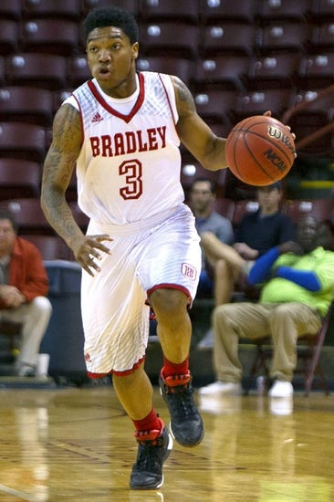 Bradley Braves vs. TCU Horned Frogs - 12/23/15 College Basketball Pick, Odds, and Prediction
