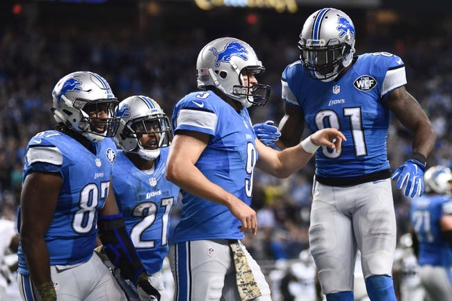 Eagles at Lions - 11/26/15 NFL Pick, Odds, and Prediction