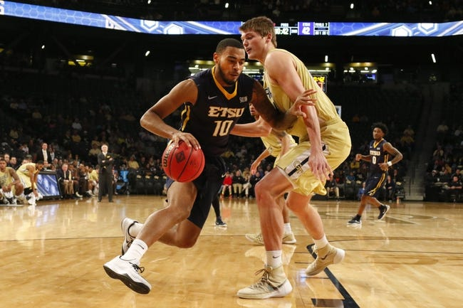 East Tennessee State Buccaneers vs. Wofford Terriers - 2/27/16 College Basketball Pick, Odds, and Prediction