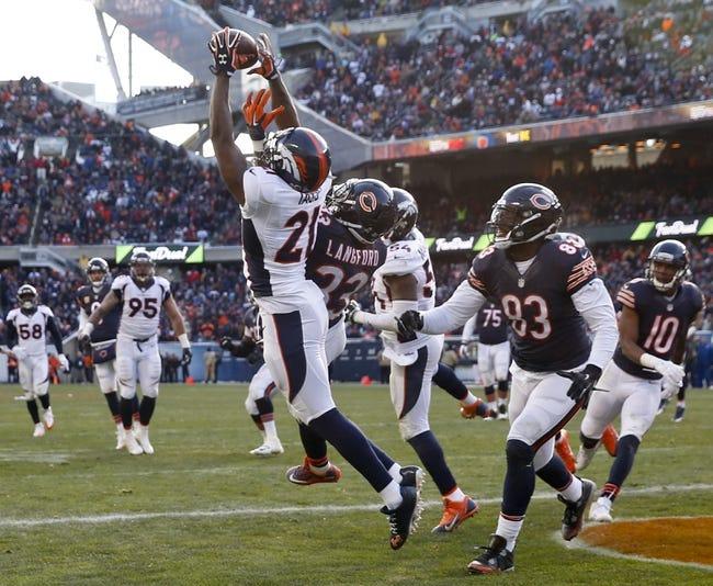 Chicago Bears vs. Denver Broncos - 8/11/16 NFL Pick, Odds, and Prediction