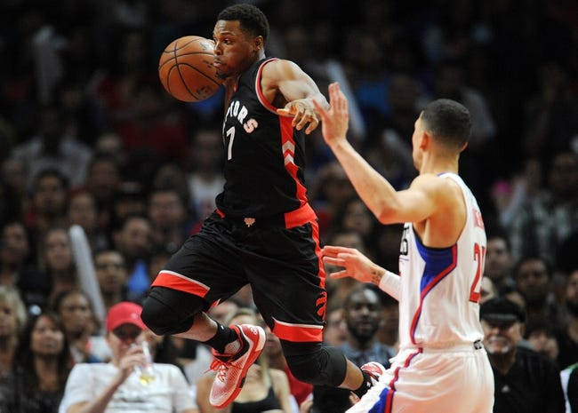Clippers at Raptors - 1/24/16 NBA Pick, Odds, and Prediction