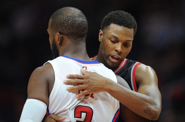 Toronto Raptors vs. Los Angeles Clippers - 1/24/16 NBA Pick, Odds, and Prediction