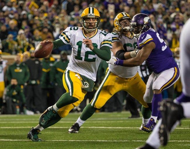 Fantasy Football 2015: Vikings at Packers Week 17 Preview
