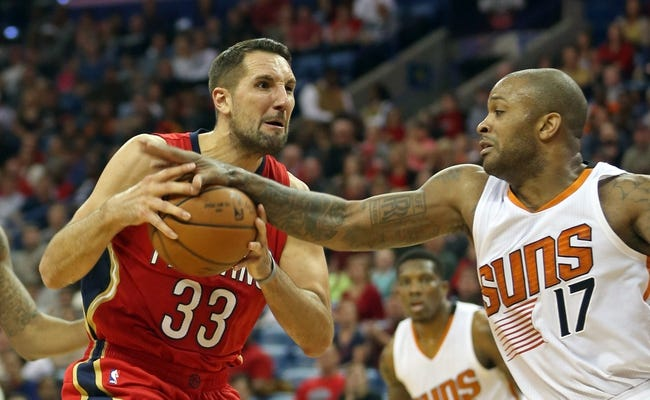 Suns vs. Pelicans - 11/25/15 NBA Pick, Odds, and Prediction