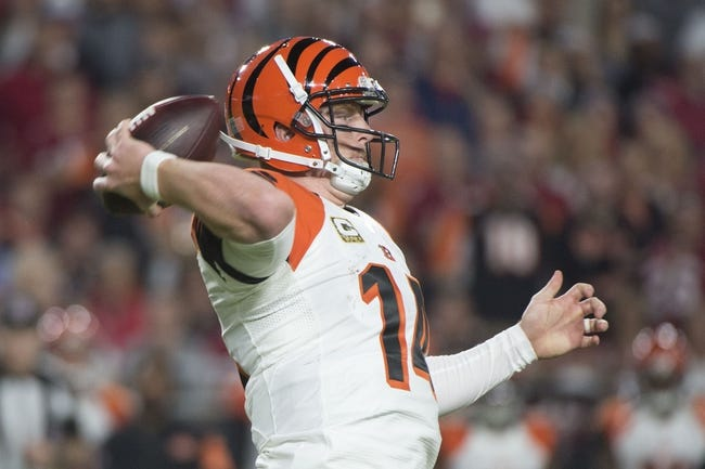 Bengals vs. Rams - 11/29/15 NFL Pick, Odds, and Prediction