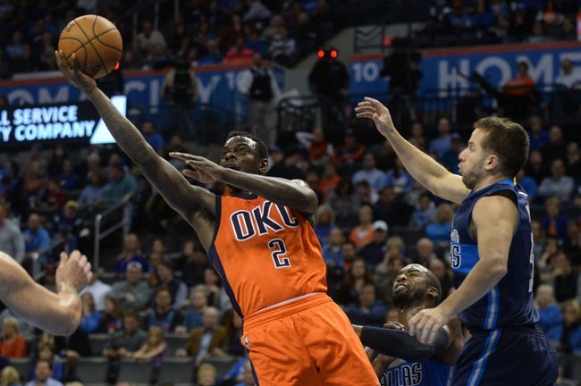 Mavericks at Thunder - 1/13/16 NBA Pick, Odds, and Prediction