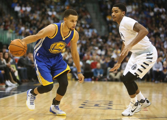 Warriors vs. Nuggets - 1/2/16 NBA Pick, Odds, and Prediction