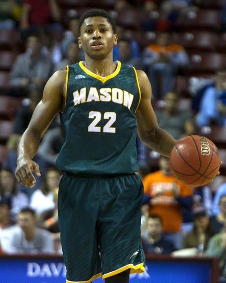 George Mason Patriots vs. Pennsylvania Quakers - 12/5/15 College Basketball Pick, Odds, and Prediction