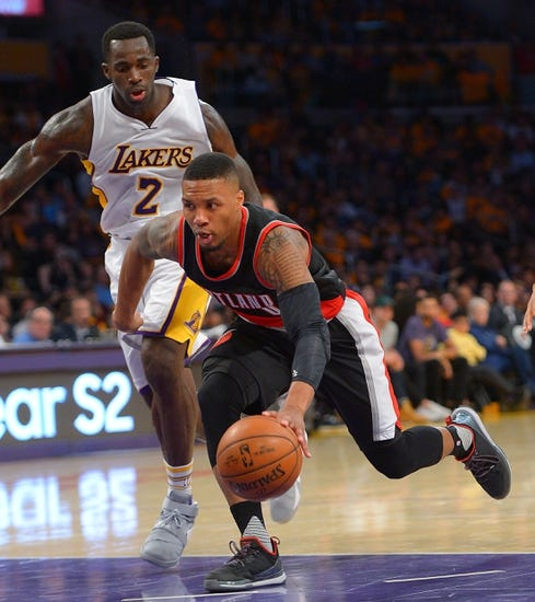 Trail Blazers vs. Lakers - 11/28/15 NBA Pick, Odds, and Prediction
