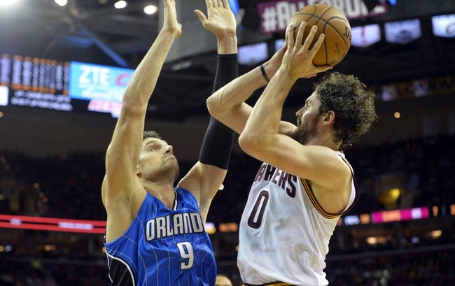 Orlando Magic vs. Cleveland Cavaliers - 12/11/15 NBA Pick, Odds, and Prediction