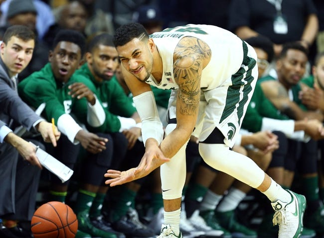 Michigan State vs. Boston College - 11/26/15 College Basketball Pick, Odds, and Prediction