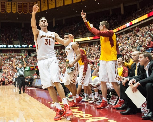 Illinois Fighting Illini vs. Iowa State Cyclones - 11/28/15 College Basketball Pick, Odds, and Prediction