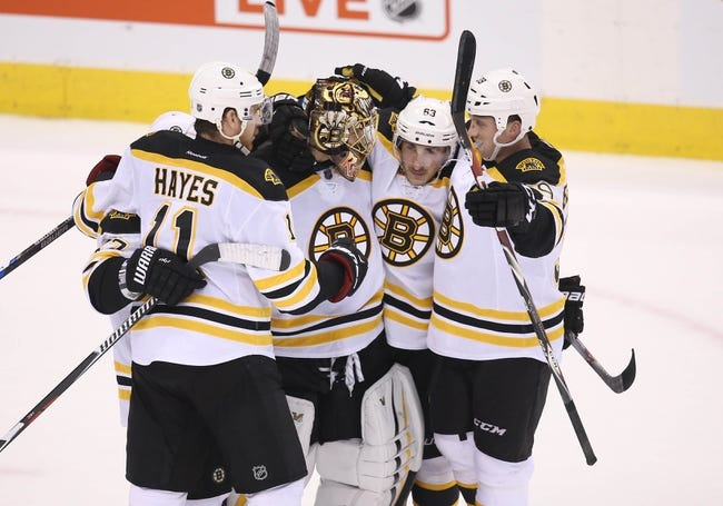 Boston Bruins vs. Toronto Maple Leafs - 1/16/16 NHL Pick, Odds, and Prediction