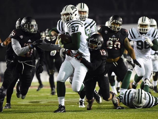 CFB | Ohio Bobcats (8-4) at Appalachian State Mountaineers (10-2)