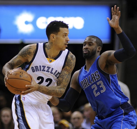 Dallas Mavericks vs. Memphis Grizzlies - 12/18/15 NBA Pick, Odds, and Prediction