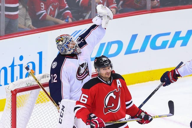 Devils vs. Blue Jackets - 3/20/16 NHL Pick, Odds, and Prediction