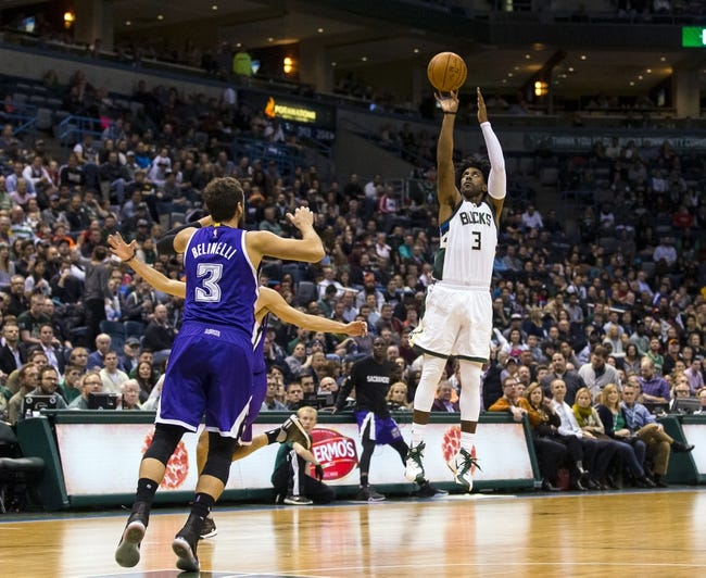 Kings vs. Bucks - 2/1/16 NBA Pick, Odds, and Prediction