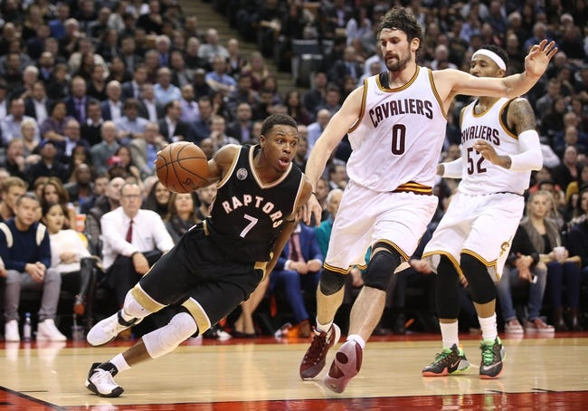Cleveland Cavaliers vs. Toronto Raptors - 1/4/16 NBA Pick, Odds, and Prediction