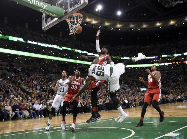 Celtics at 76ers - 1/24/16 NBA Pick, Odds, and Prediction