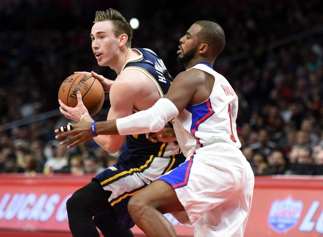 Clippers at Jazz - 12/26/15 NBA Pick, Odds, and Prediction