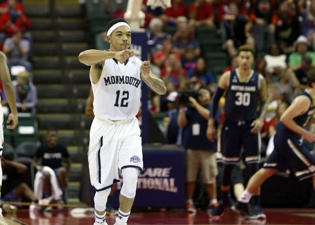 Canisius Golden Griffins vs. Monmouth Hawks - 12/4/15 College Basketball Pick, Odds, and Prediction
