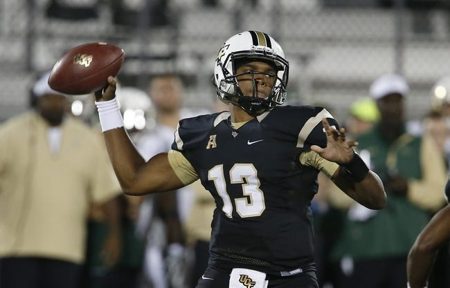 Central Florida Knights 2016 College Football Preview, Schedule, Prediction, Depth Chart, Outlook