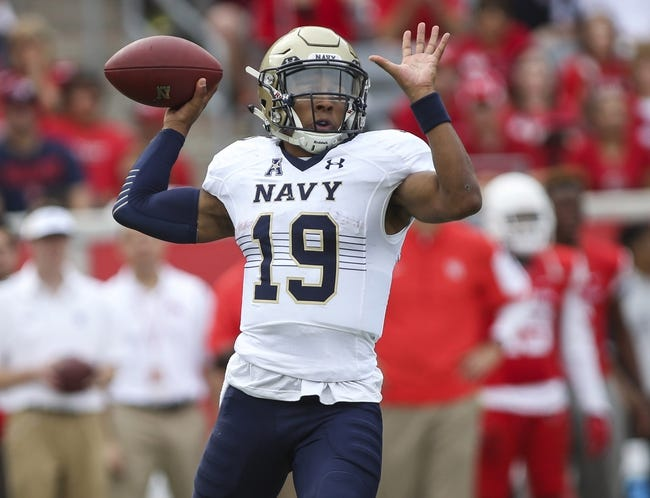 CFB | Army Black Knights (2-9) at Navy Midshipmen (9-2)
