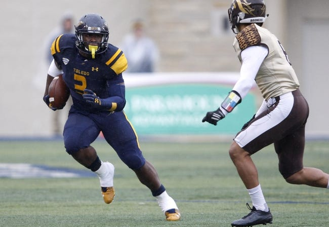 Toledo Rockets at BYU Cougars - 9/30/16 College Football Pick, Odds, and Prediction