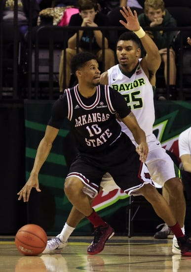 Arkansas State Red Wolves vs. Texas State Bobcats - 2/25/16 College Basketball Pick, Odds, and Prediction