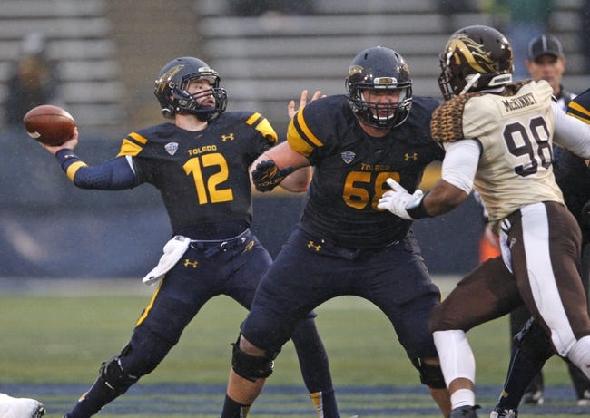 CFB | Toledo Rockets (9-2) at Western Michigan Broncos (11-0)