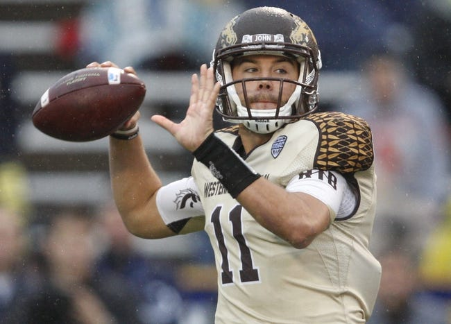 Western Michigan vs. Ohio - 12/2/16 College Football Pick, Odds, and Prediction