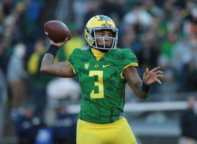 CFB | Oregon Ducks (9-3) at TCU Horned Frogs (10-2)