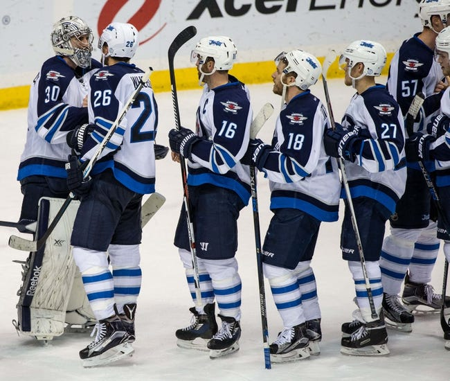 Minnesota Wild vs. Winnipeg Jets - 1/15/16 NHL Pick, Odds, and Prediction