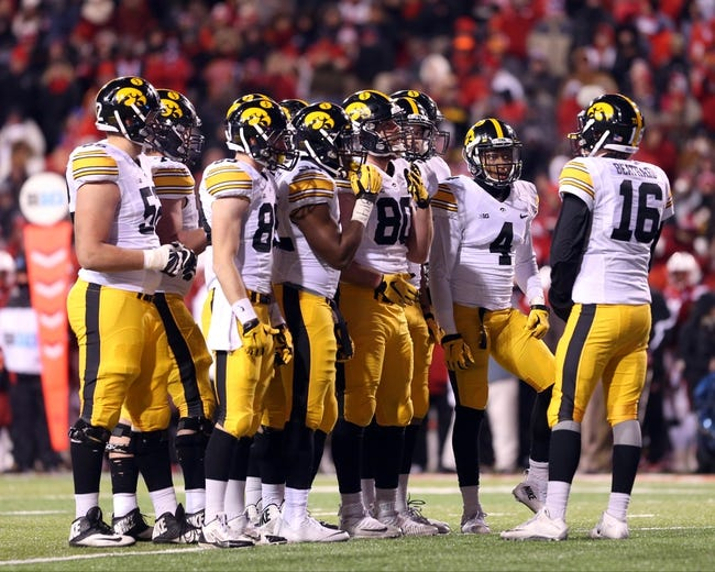 CFB | Michigan State Spartans (11-1) at Iowa Hawkeyes (12-0)