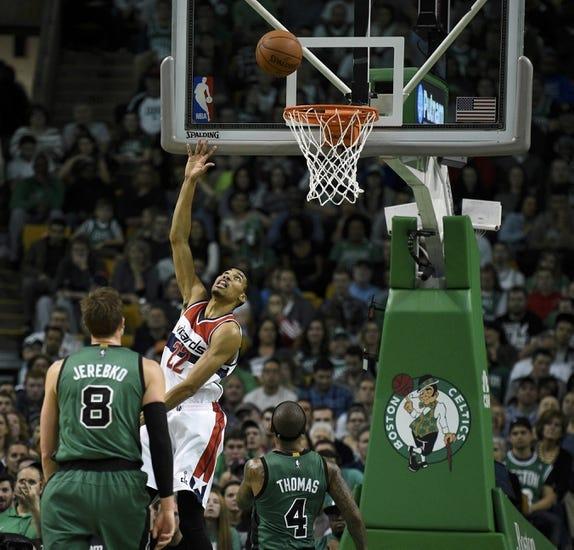 Washington Wizards vs. Boston Celtics - 1/16/16 NBA Pick, Odds, and Prediction