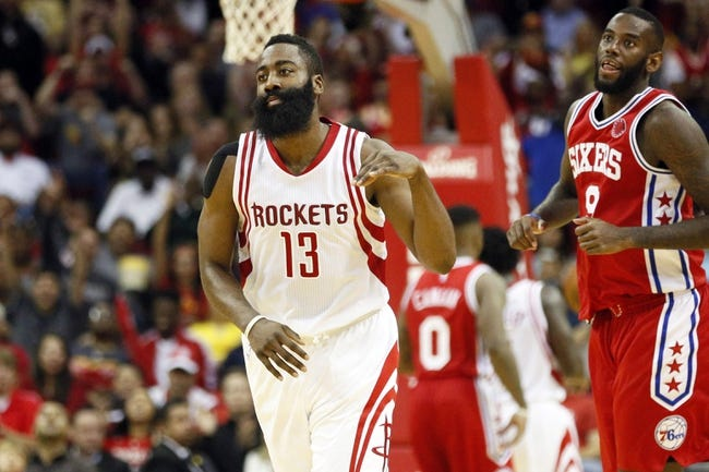 76ers vs. Rockets - 3/9/16 NBA Pick, Odds, and Prediction