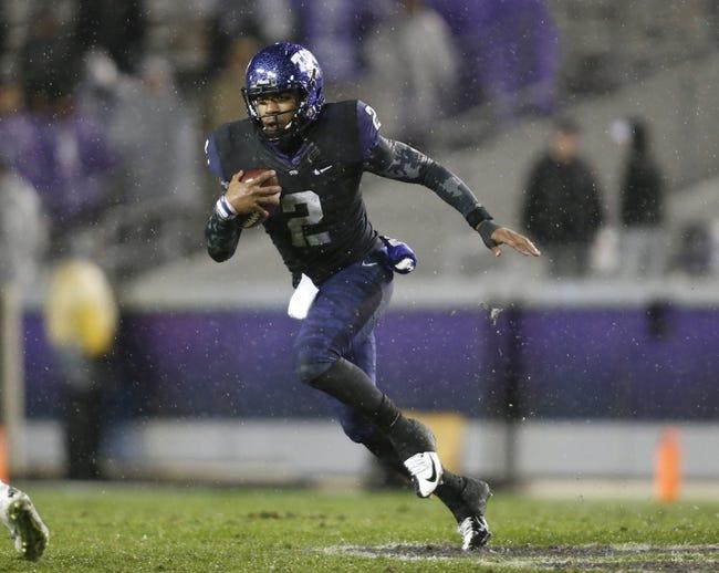 TCU vs. Oregon - 1/2/16 College Football Alamo Bowl Pick, Odds, and Prediction