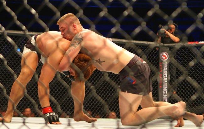 Jake Collier vs. Alberto Uda UFC Fight Night 88 Pick, Preview, Odds, Prediction - 5/29/16