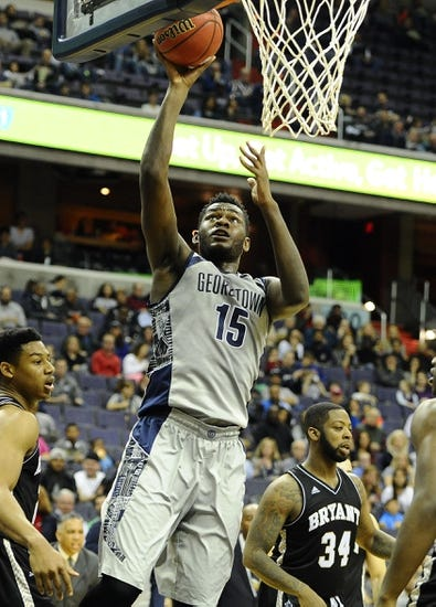 Georgetown Hoyas vs. MD-Eastern Shore Hawks - 12/1/15 College Basketball Pick, Odds, and Prediction