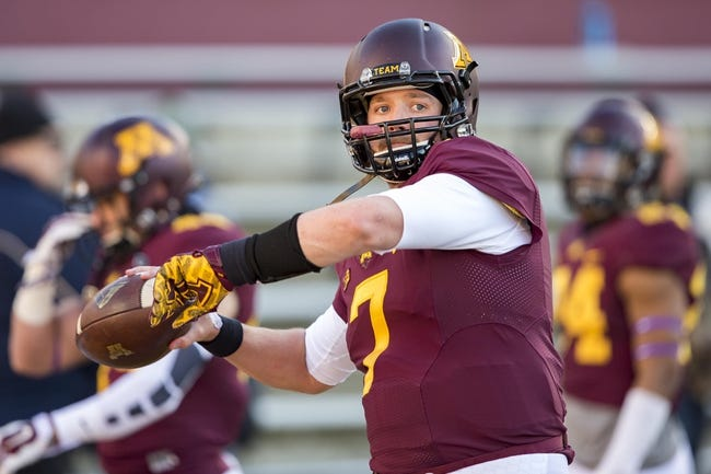 Minnesota vs. Colorado State - 9/24/16 College Football Pick, Odds, and Prediction