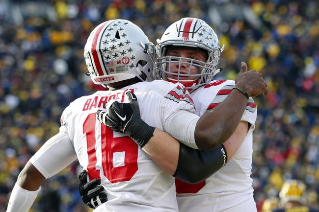 Notre Dame vs. Ohio State - 1/1/16 College Football Fiesta Bowl Pick, Odds, and Prediction