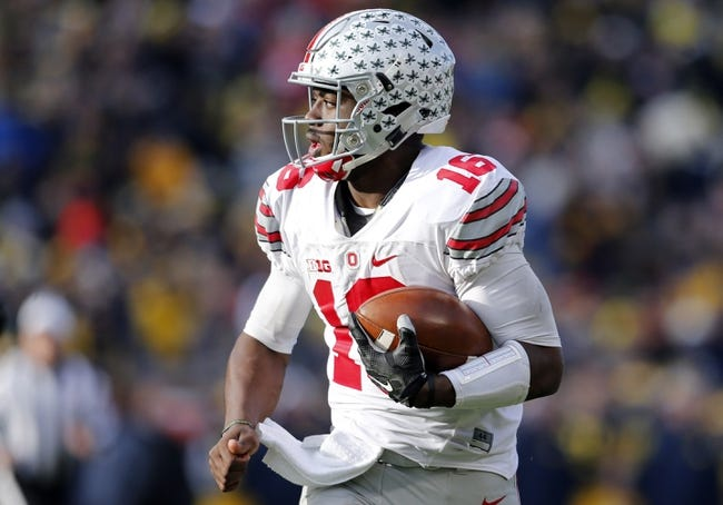 Battlefrog Fiesta Bowl - Ohio State Buckeyes vs. Notre Dame Fighting Irish - 1/1/16 College Football Pick, Odds, and Prediction
