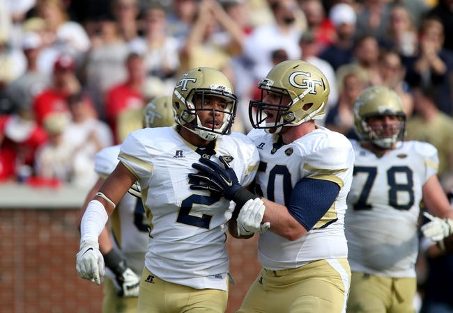 Georgia Tech Yellow Jackets vs. Boston College Eagles - 9/3/16 College Football Pick, Odds, and Prediction